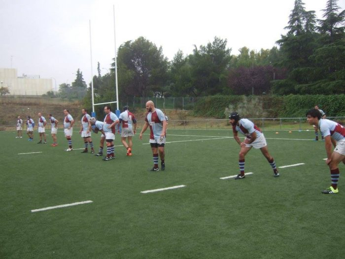 Rugby Madrid - San Isidro - Fuencarral vs Tres Cantos