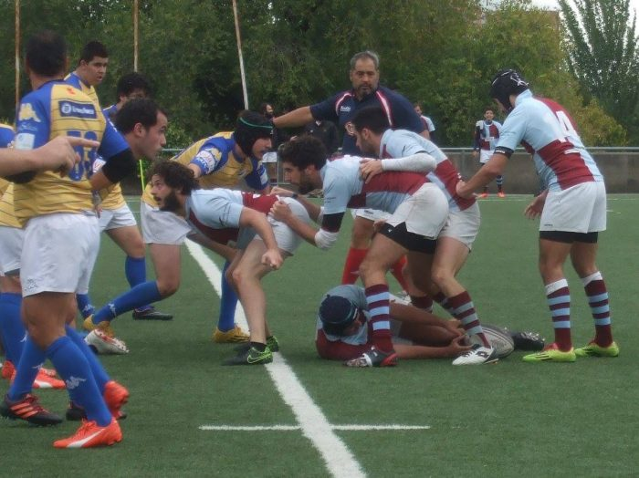 Rugby Madrid - San Isidro Fuencarral vs CRC