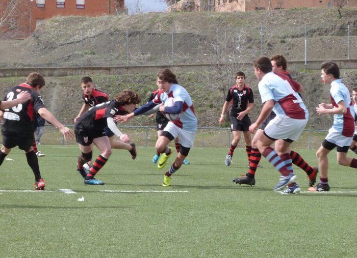 Líderes. | San Isidro Rugby Club Madrid
