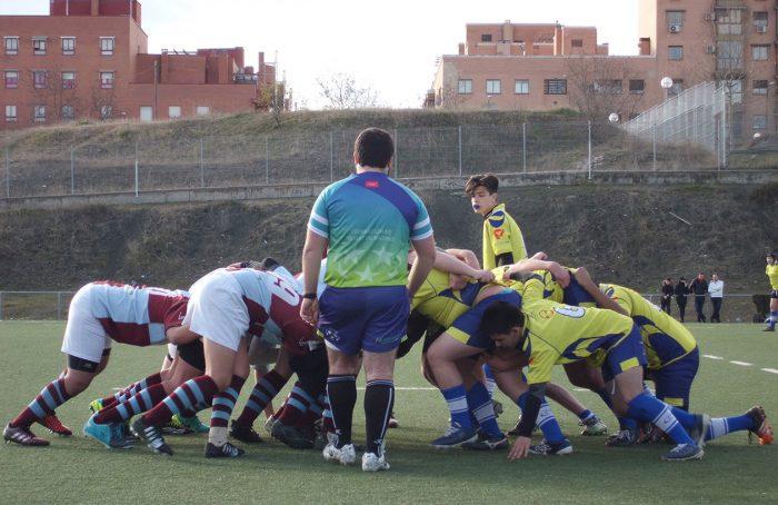 1ª Jornada 2ª fase Sub16 Desarrollo, San Isidro Fuencarral vs URO Alcorcon, campo de Orcasitas